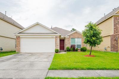 Houston Single Family Home For Sale: 15627 Sheldon Ridge Way