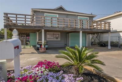 Bayou Vista Single Family Home For Sale: 301 Ling Street