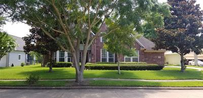 Houston Single Family Home For Sale: 8015 Ashley Circle Drive N