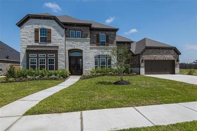 Friendswood Single Family Home For Sale: 1805 Anna Way