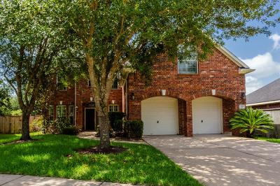 Sugar Land Single Family Home For Sale: 3311 Thistlegrove Lane