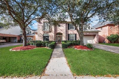 Missouri City Single Family Home For Sale: 4114 Oak Forest Drive