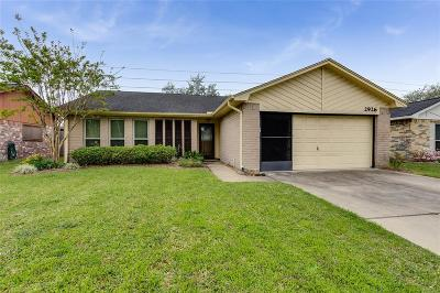 Pearland Single Family Home For Sale: 2926 S Peach Hollow Circle