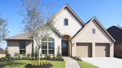 Richmond Single Family Home For Sale: 3906 Sagebriar Spring Avenue