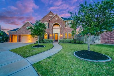 Katy Single Family Home Option Pending: 2807 Red Maple Drive