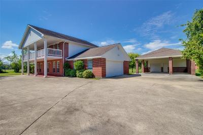 Manvel Single Family Home For Sale: 4818 Spears Road #872