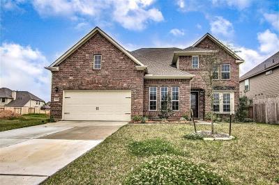 Rosenberg Single Family Home For Sale: 2011 Scenic Hollow Ln