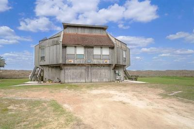 Matagorda Single Family Home For Sale: 305 Private Road 640 #49