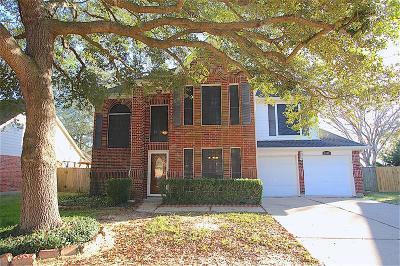 League City TX Single Family Home For Sale: $220,000