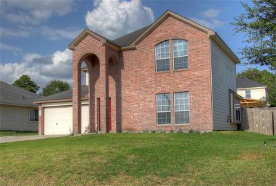Willis Single Family Home For Sale: 13708 Bighorn Trl