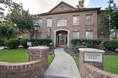 Houston Single Family Home For Sale: 2222 Kings Tr