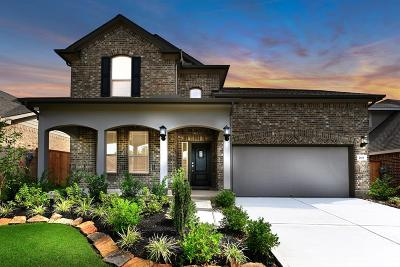 Single Family Home For Sale: 2631 Bright Rock Lane