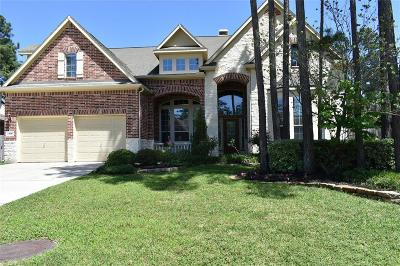 The Woodlands Single Family Home For Sale: 10 Petal Park