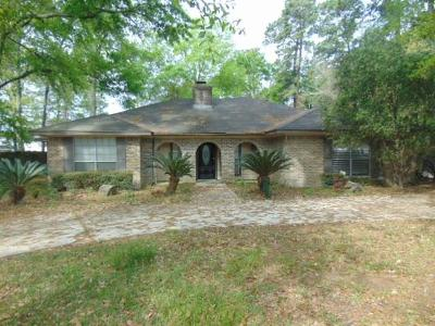 Single Family Home For Sale: 25903 Oak Ridge Drive