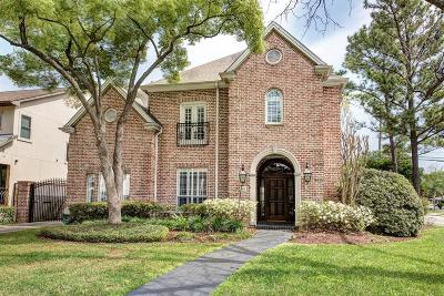 Bellaire Single Family Home For Sale: 551 Begonia Street