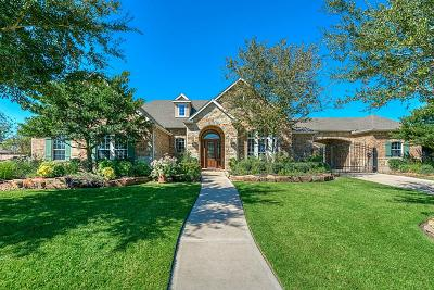 Cypress TX Single Family Home For Sale: $649,900