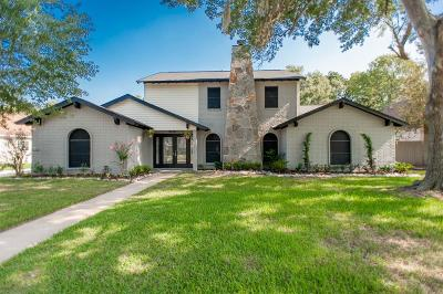 Pearland Single Family Home For Sale: 3038 Green Tee Drive
