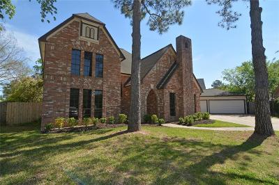 Houston Single Family Home For Sale: 14210 Rivergrove Drive