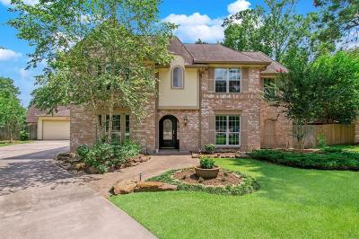 The Woodlands Single Family Home For Sale: 25 Postvine Court