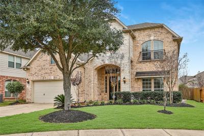 Rosenberg Single Family Home For Sale: 1506 Grayson Run Court