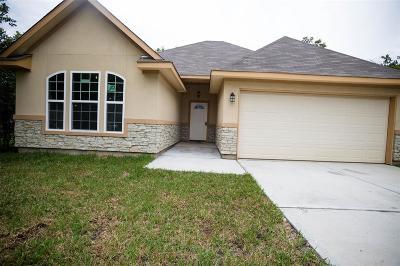 Houston Single Family Home For Sale: 3509 Sparrow Avenue