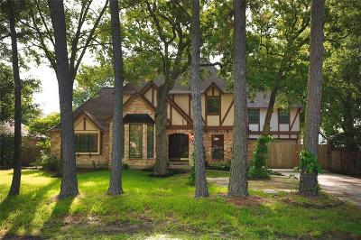 Spring Single Family Home For Sale: 19206 Whitewood Drive