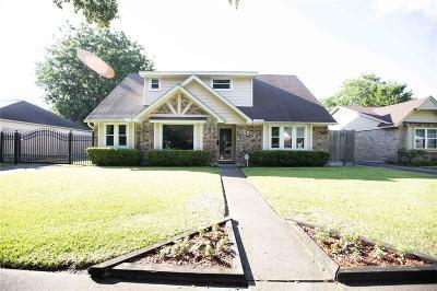 Houston Single Family Home For Sale: 8514 Sharpcrest Street