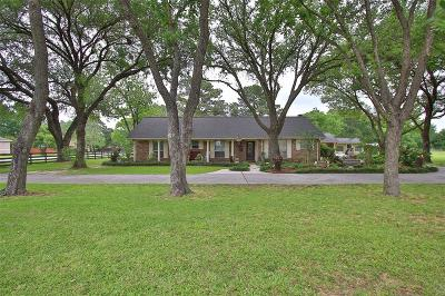 Cypress Single Family Home For Sale: 11226 S Kolbe Circle