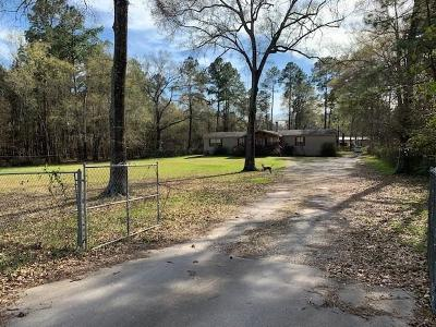 Conroe Single Family Home For Sale: 17728 Fm 1314 Road