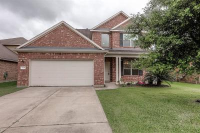 Kingwood Single Family Home For Sale: 21458 Rose Mill Drive