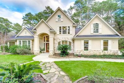 Magnolia Single Family Home For Sale: 1836 Country Creek Court