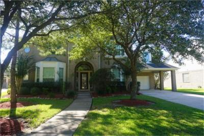 Clear Lake Single Family Home For Sale: 4810 N Pine Brook Way