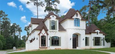 Montgomery Single Family Home For Sale: 299 West Pines