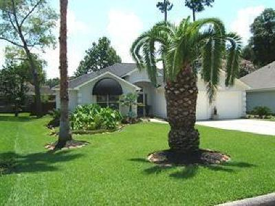 Montgomery Single Family Home For Sale: 2831 Lake Forest Drive