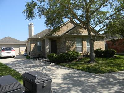 League City Single Family Home For Sale: 3286 Bend Cove Court