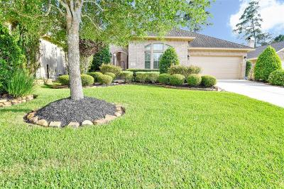 Spring Single Family Home For Sale: 25023 Bow Wood Court