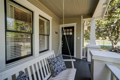 Houston Single Family Home For Sale: 700 E 12th 1/2 Street