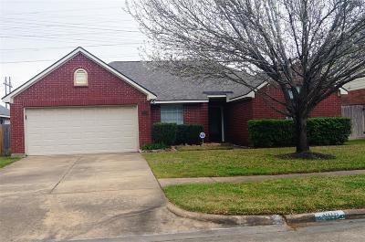 Missouri City Single Family Home For Sale: 4210 Custer Creek Dr