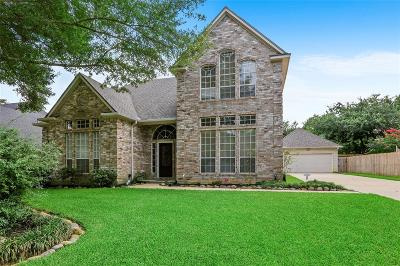 Tomball Single Family Home For Sale: 24707 Gilbough Drive