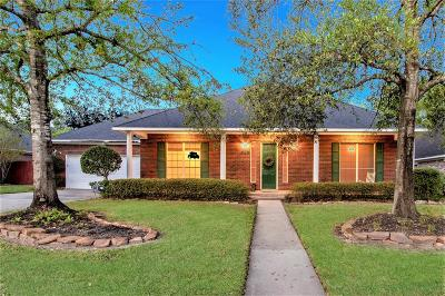 Galveston County, Harris County Single Family Home For Sale: 24606 Haigshire Drive