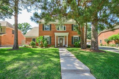 Kingwood Single Family Home For Sale: 4019 Quiet Glade Court