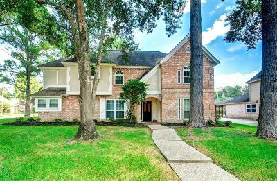 Spring Single Family Home For Sale: 16126 Maplehurst Drive