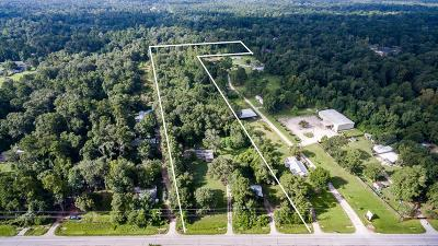 Conroe Single Family Home For Sale: 16788 Fm 1485 Road