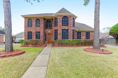 Sugar Land Single Family Home For Sale: 9706 Deverell Drive