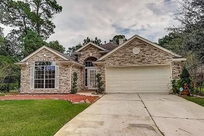 Porter Single Family Home For Sale: 24501 Sable Creek