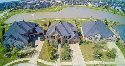 Katy Single Family Home For Sale: 2530 Sparrow Crest Drive