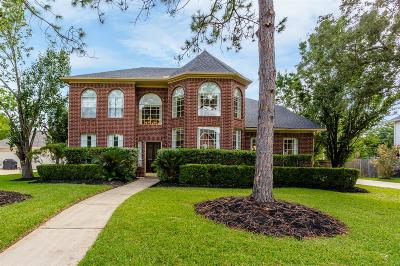 Friendswood Single Family Home For Sale: 1610 Brill Drive