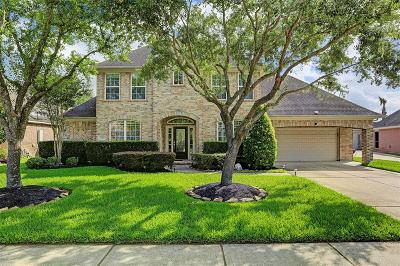 League City Single Family Home For Sale: 1173 Rustling Wind Lane