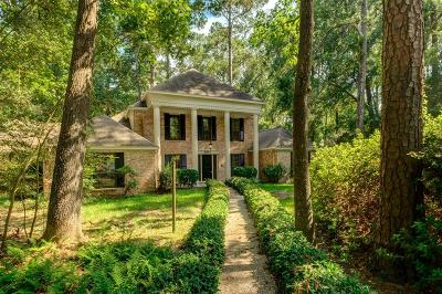 Houston Single Family Home For Sale: 2810 Kings Forest Drive