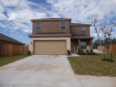 Humble Single Family Home For Sale: 11355 Creekway Bend Drive